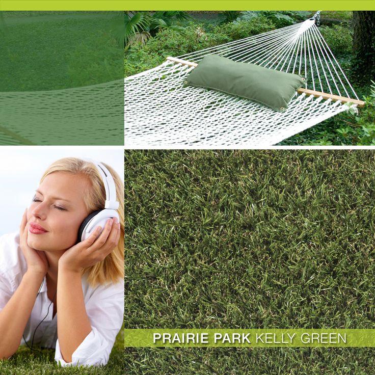 Prairie Park - Kelly Green
