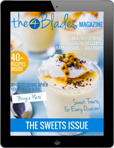 T4BMag 019: The Sweets Issue - The 4 Blades