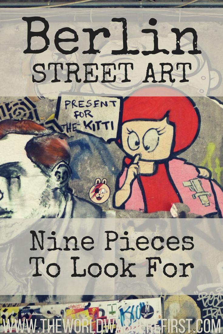 Berlin, Germany | Berlin Travel | Alternative Berlin | Germany Travel | Berlin Street Art | Berlin Street Style | Berlin Street Art Tour