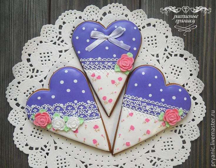 Heart cookies | Cookie Connection
