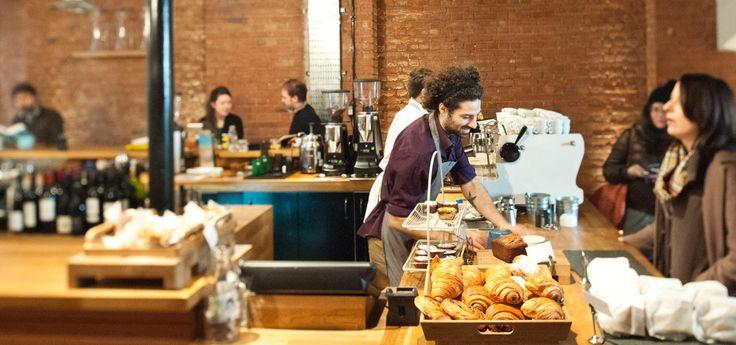 Workshop Coffee Co - London