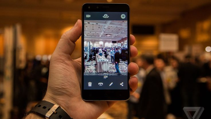 This is the first Kodak phone, and it's probably not for you