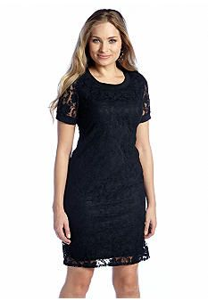 Tiana b lace dress looks