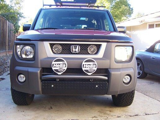 Honda element lights