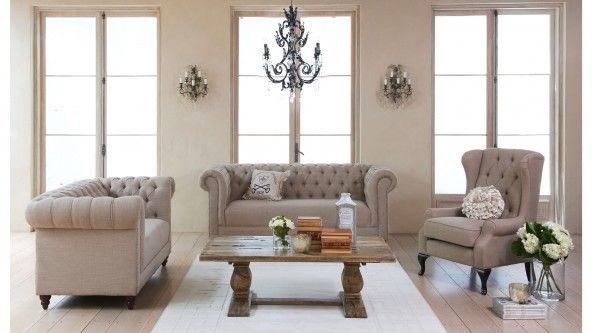 Royale 2 Piece Fabric Lounge Suite House To Buy