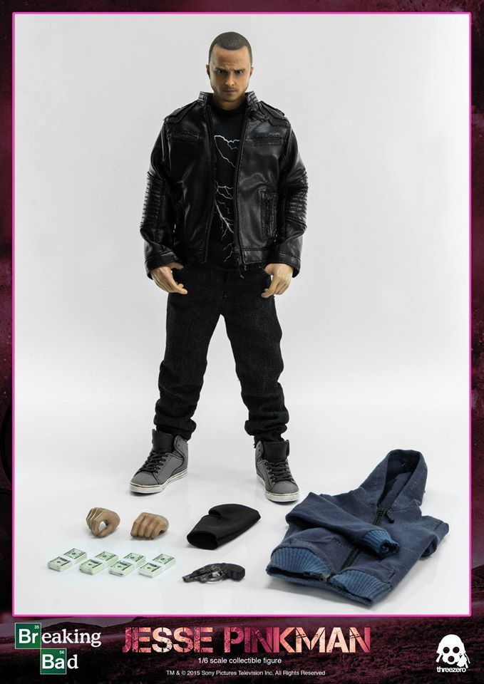 PREORDER Breaking Bad Jesse Pinkman 1:6-scale figure by ThreeZero