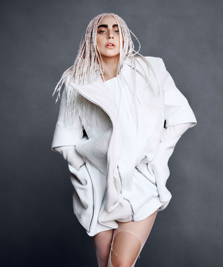 Karl Lagerfeld interviews Lady Gaga for BAZAAR's September issue. Read the interview and see the shoot styled by Carine Roitfeld here.