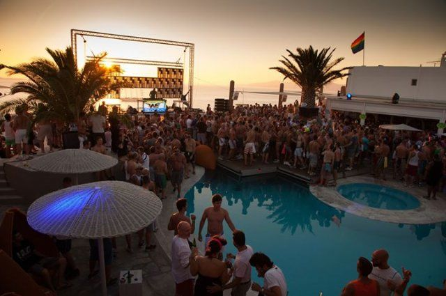One of the most famous gay hotels in Europe is situated in Greece!