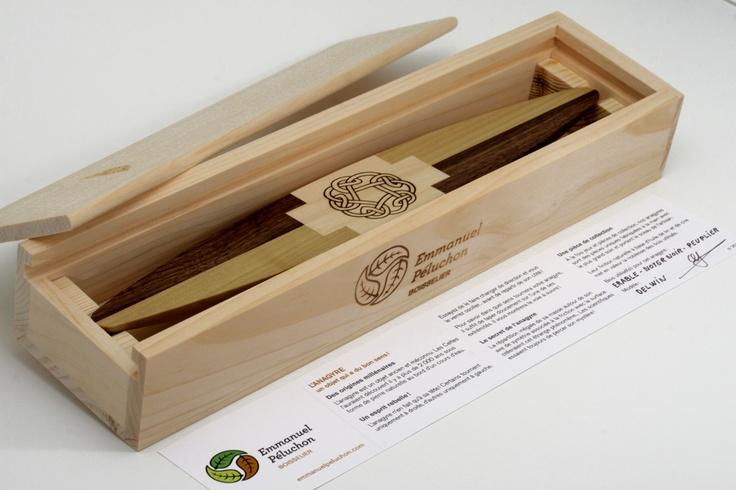 RATTLEBACK - ANAGYRE -(DELWIN with box) - emmanuel peluchon