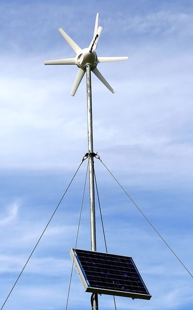 For the Cost of an Iphone, A Wind Turbine Can Power An Entire House