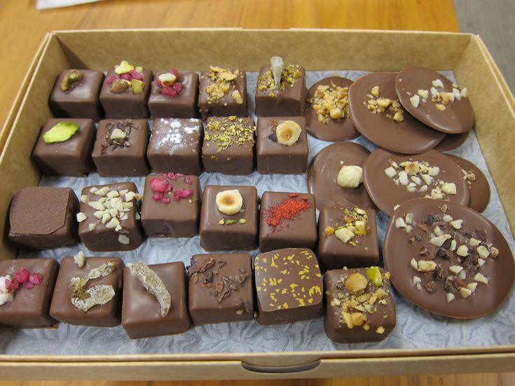 Chocolate Making at The School of Artisan Food