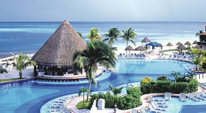 Nizuc, Moon Palace, Cancun, Mexico