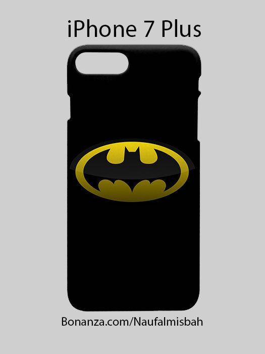 Batman Superhero iPhone 7 PLUS Case Cover Wrap Around
