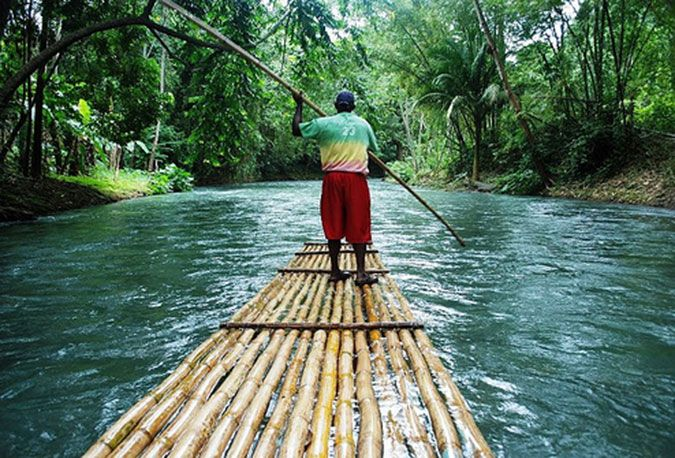 Rafting on The Martha Brae River in Jamaica is one of the most relaxing things you'll ever do. It is located on the north coast of Jamaica in a parish called Trelawny. You'll peacefully coast down this 3 mile river on a handmade bamboo raft. Relax and take in the scenery. You'll be surrounded by …