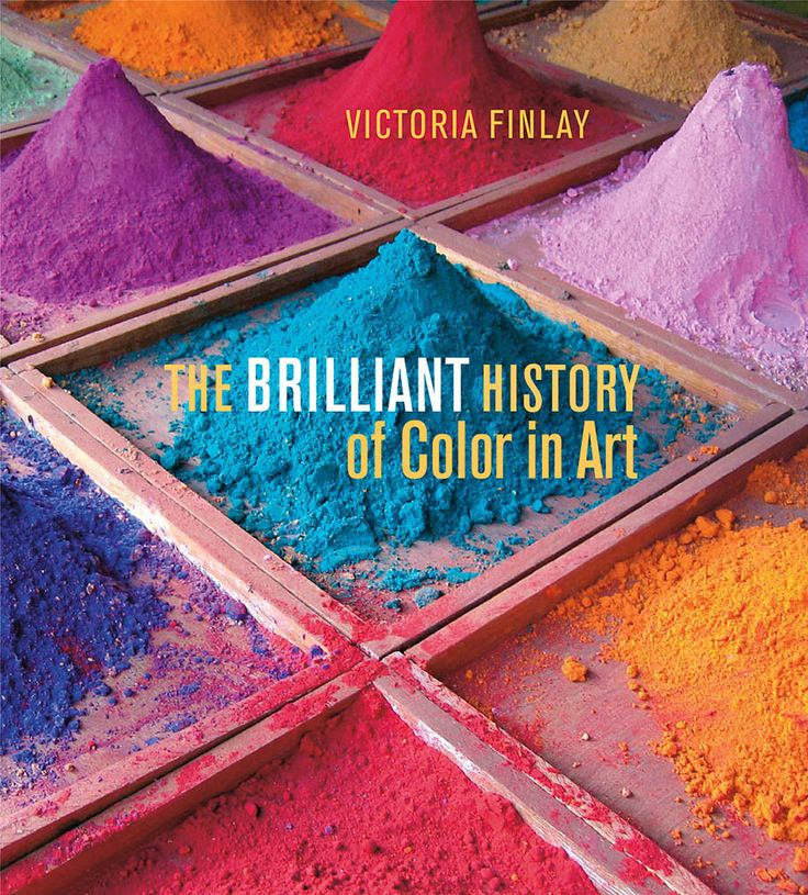The Brilliant History of Color in Art written by a friend of a friend - reviewed here: http://www.huffingtonpost.com/2014/12/10/art-books-2014_n_6297218.html