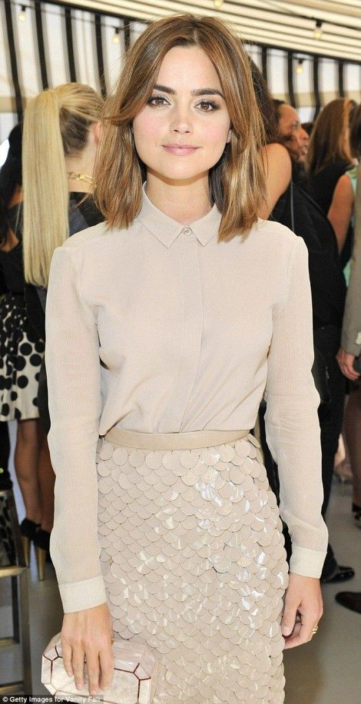 jenna coleman hair bob - Google Search