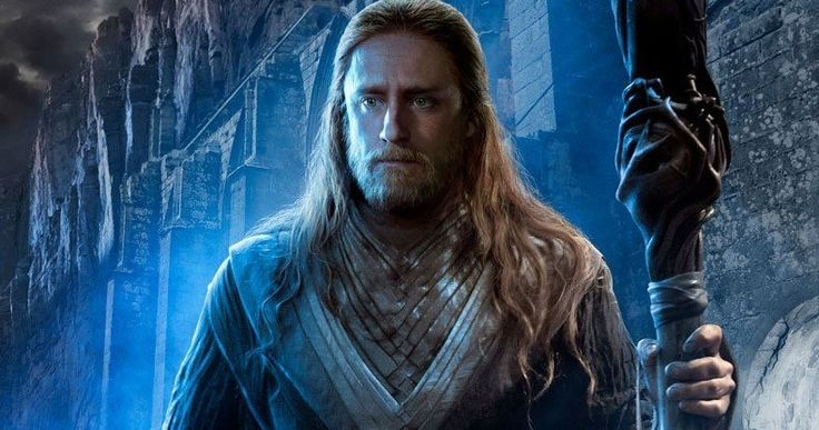 'Warcraft' Character Posters Reveal Medivh and Khadgar -- Ben Foster's Medivh and Ben Schnetzer's Khadgar are revealed in two new character posters for Universal's 'Warcraft'. -- http://movieweb.com/warcraft-movie-character-posters-medivh-khadgar/