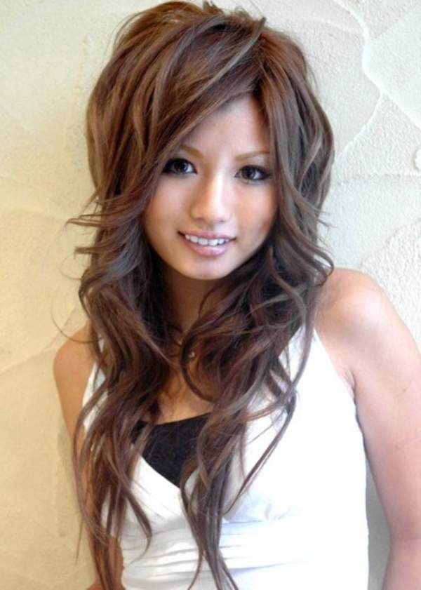 Cute Hairstyles for Long Hair with Layers...love love love this hair style!