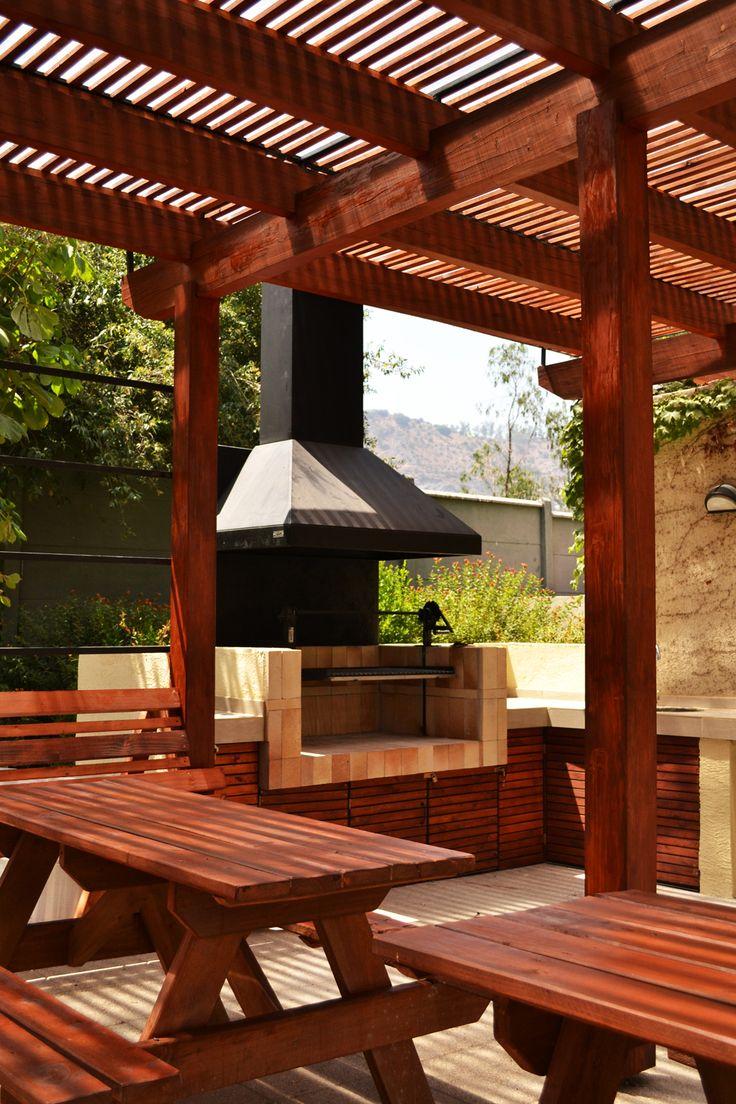 Quincho edificio Alcántara www.gramirezv.com