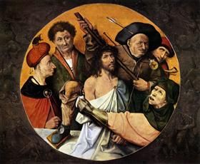 Christ Crowned with Thorns - Hieronymus Bosch More