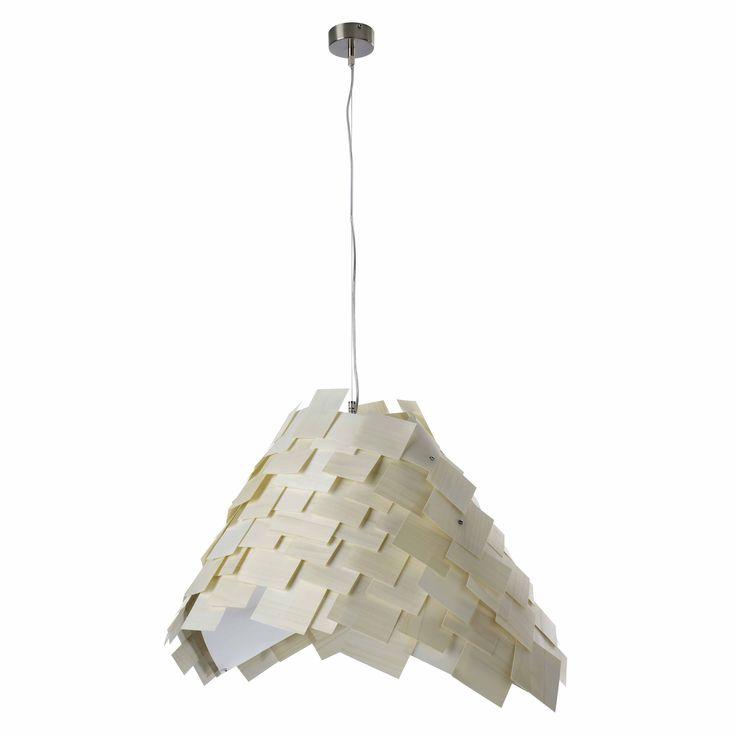 Modelo Armadillo Sp. Esta lámpara nos ofrece un puzzle de sombras y luces a partir de un mosaico de lamas de madera compuestas a mano. Iluminado nos ofrece un juego visual único hecho de las transparencias de decenas de cuadrados de madera de diferentes tamaños. Pantallas disponibles en 3 acabados de chapa de madera diferentes. Bombillas no incluidas: 1 X 30W lámpara pequeña, 3 X 30W lámpara grande. Cómprala en http://www.muebleate.com/