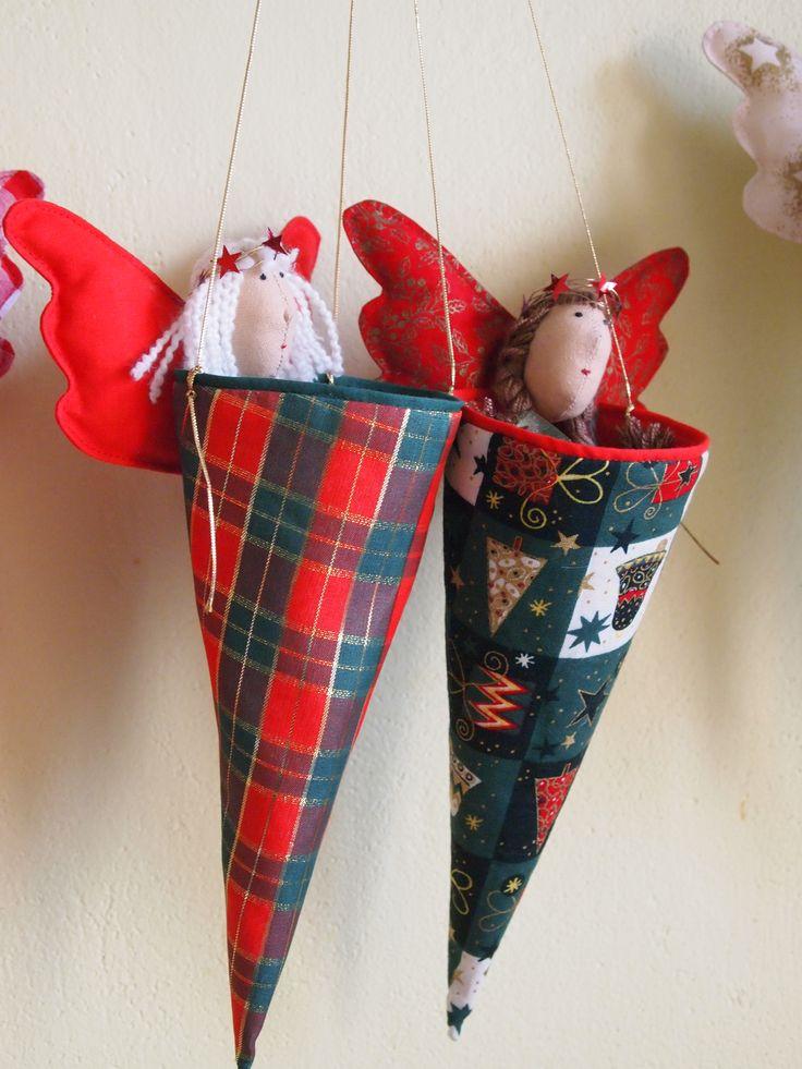 Vianočný kornútok
