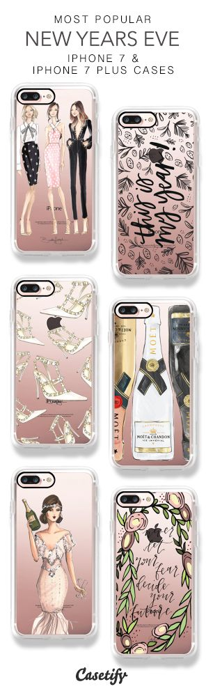 Most Popular New Years Eve iPhone 7 Cases & iPhone 7 Plus Cases here > https://www.casetify.com/collections/new_year_2016#/