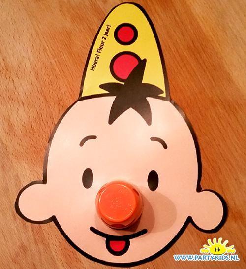bumba danoontjes - Circusfeest, Gezonde traktatie, Peuters en kleuters, Traktaties - En nog veel meer traktaties, spelletjes, uitnodigingen en versieringen voor je verjaardag of kinderfeest op Party-Kids.nl