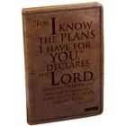 Jeremiah 29: 11-14...