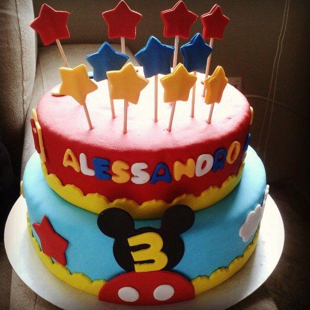 #cake #mickeymouse #disney