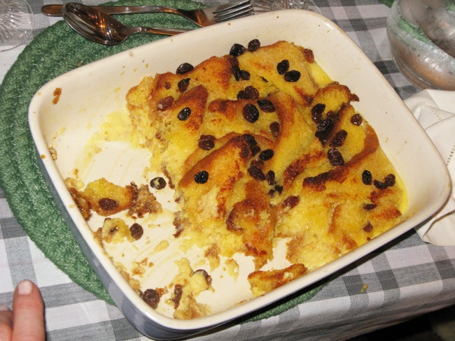 Bread & Butter pudding - a tried and tested recipe from Gary Rhodes.