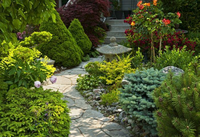 Vorgarten gestalten -planen Sie alles im Voraus, um Fehler zu vermeiden!
