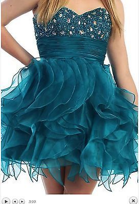 Other Wedding And Formal Wear 1265 Short Prom Dresses Buy It Now