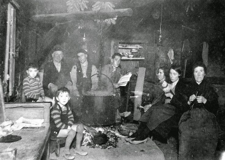 Lareira,década de 1930