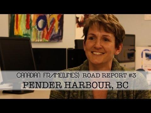 Road Report #3 Pender Harbour Community School in British Columbia, Canada