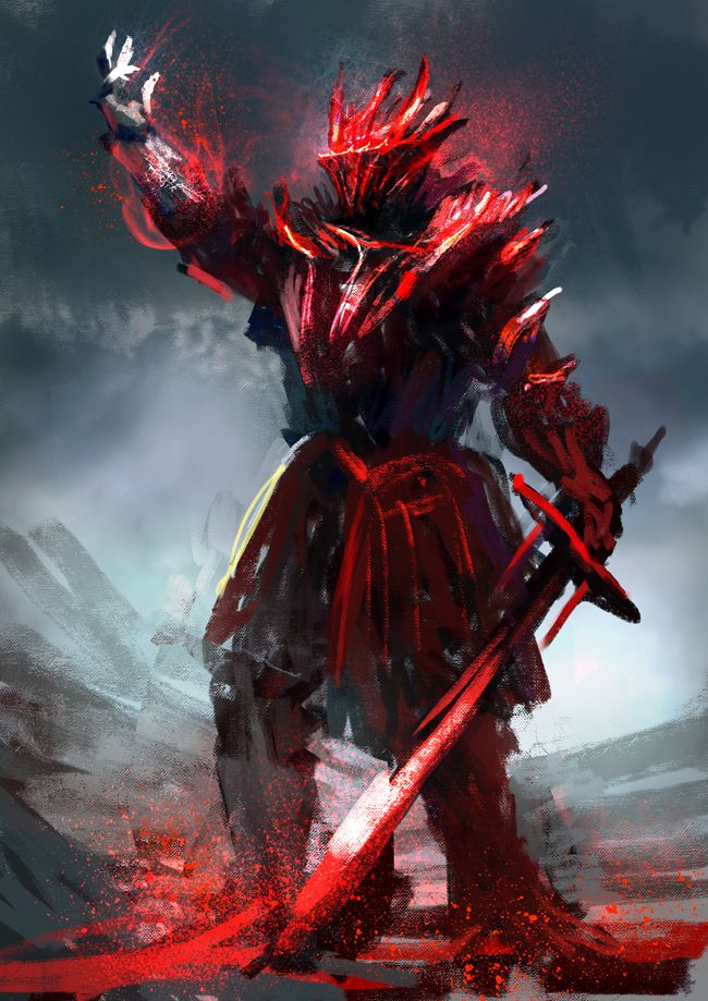 Blood Armour by Mac-tire on DeviantArt