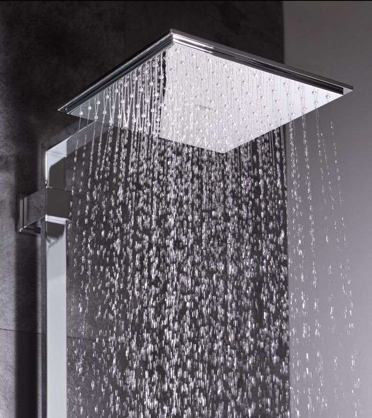 4 Top Tips for Buying the Right Shower! Image - GROHE Euphoria Cube Shower Head