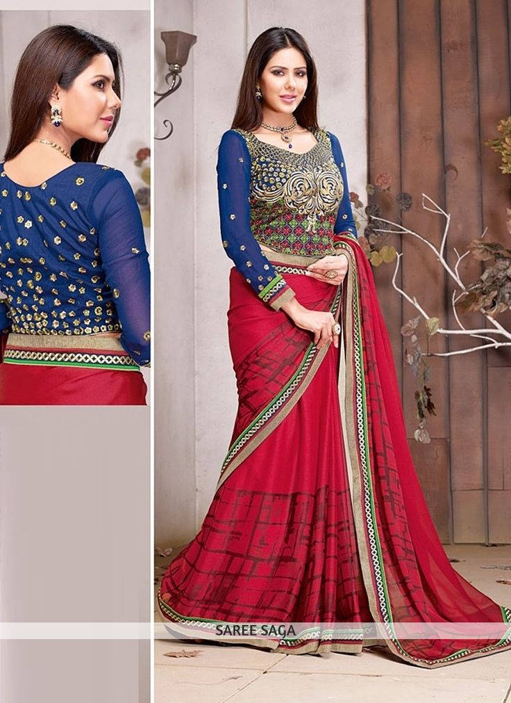 http://www.sareesaga.in/index.php?route=product/product&product_id=14082 Style : Casual Shipping Time : 7 to 9 Days Occasion : Casual Fabric : Faux Chiffon Colour : Red Work : Patch Border Work For Inquiry Or Any Query Related To Product, Contact :- 91-9825192886, +91-7405449283