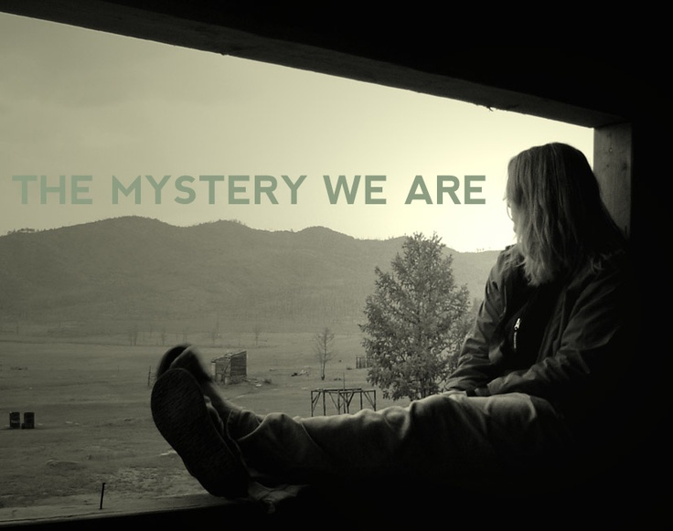 fabulous podcast discussion between the amazing Marilynne Robinson + Marcelo Gleiser on The Mystery We Are | On Being