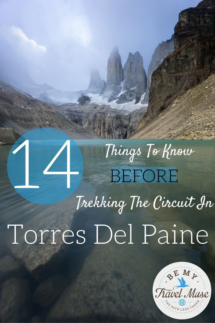 Everything you need to know about trekking the O circuit in Torres del Paine national park in Chile. What to pack, how to prepare, plus gorgeous photos!