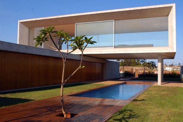 Casas Minimalistas  OSLER HOUSE – MARCIO KOGAN ARCHITECTS