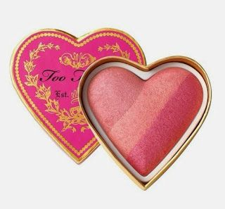 SWEETHEARTS Perfect Flush Blush TOO FACED - Review
