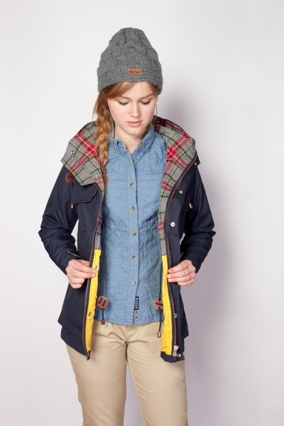 This Penfield jacket.