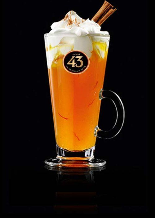 Puur Recepten - Warme appeltaart Licor 43