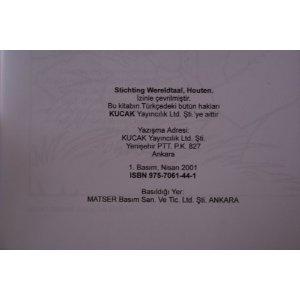 Isa Mesih Boyama Kitabi / Turkish Bible Activity book for Children about Jesus $25.00