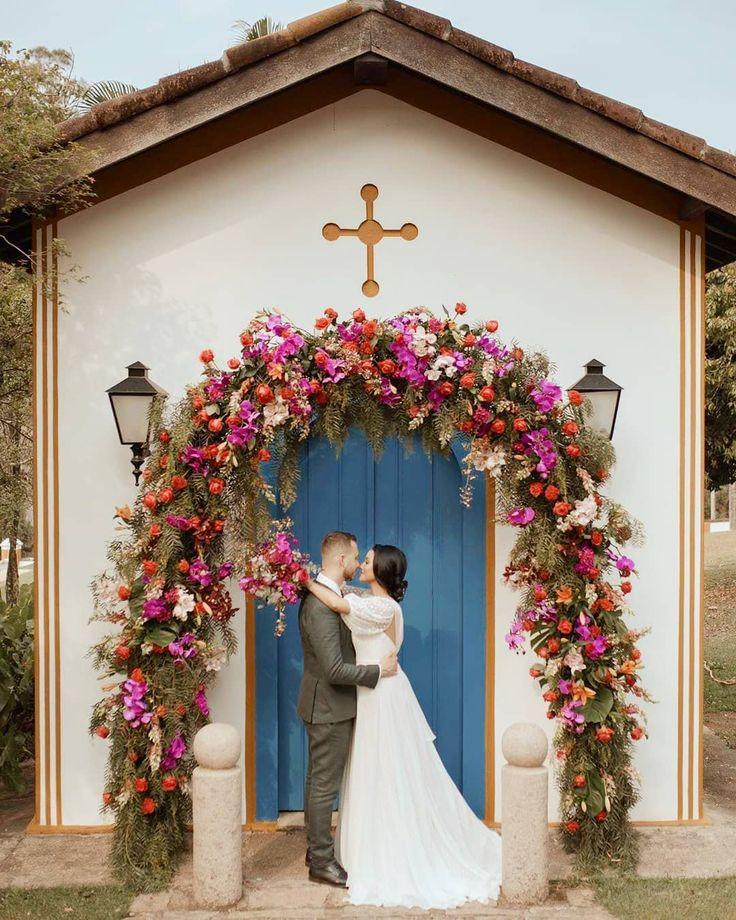 Pin em Casamento Marsala