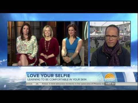 Weekend Today Show Cast 2014 | Weekend Today Show Cast in boots and leather skirt - 22-Feb-2014