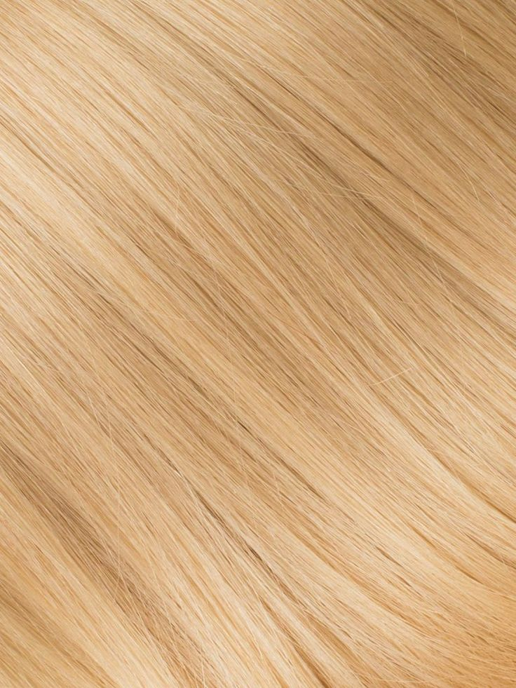 Volume Wefts 22″ 160g Golden Blonde #610 Natural Straight Hair Extensions