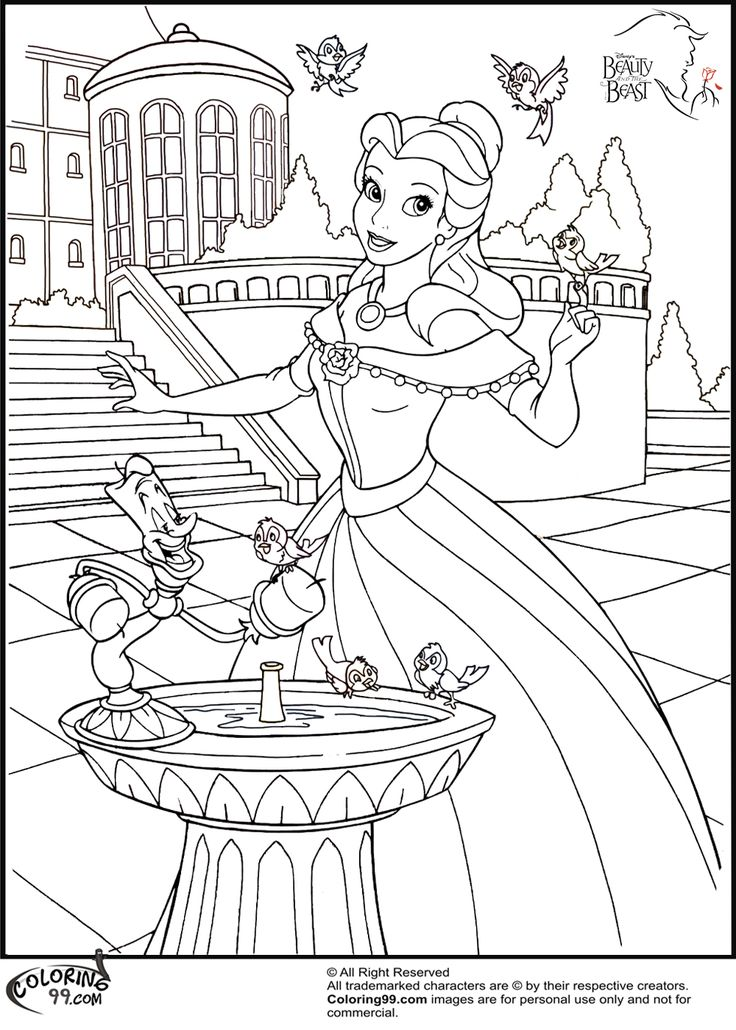 Disney Princesses Coloring Page Home Princess Is A Media Franchise Owned By The Walt Company