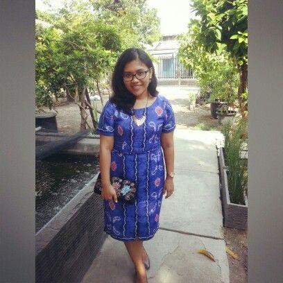 Sasirangan - a Kalimantan etnic cloth